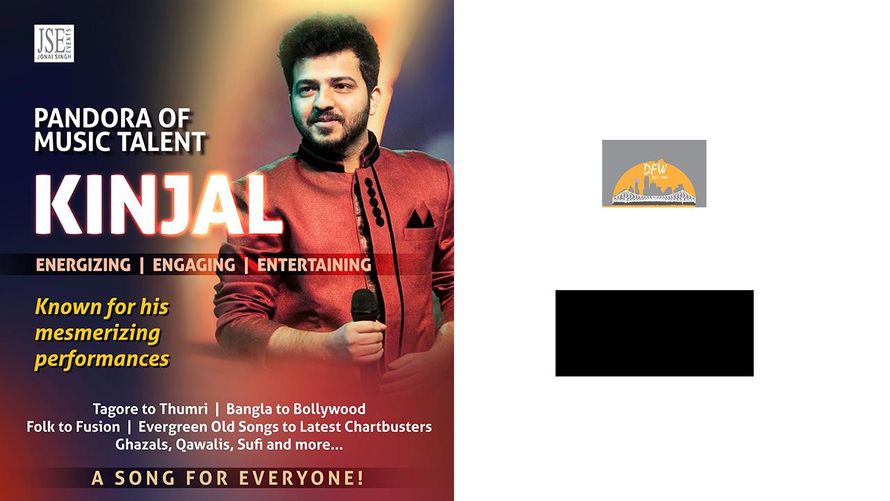Kinjal BADFW Concert