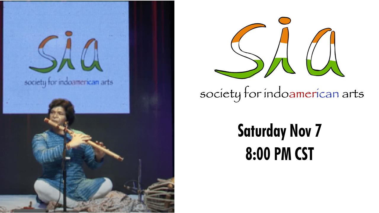 SIA Presents Rakesh Chaurasia in Concert